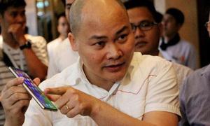 Vingroup đàm phán mua smartphone của LG, CEO Nguyễn Tử Quảng tuyên bố sốc