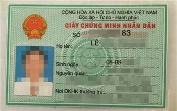 Chính thức dừng cấp căn cước công dân mẫu cũ và chứng minh thư 9 số