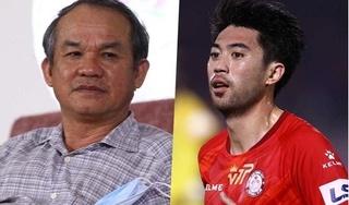 Tiền vệ Lee Nguyễn dành những lời có cánh cho bầu Đức