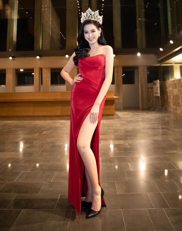Trong clip chưa qua chỉnh sửa, liệu đôi chân của Hoa hậu Đỗ Thị Hà có còn giữ vững được phong độ?