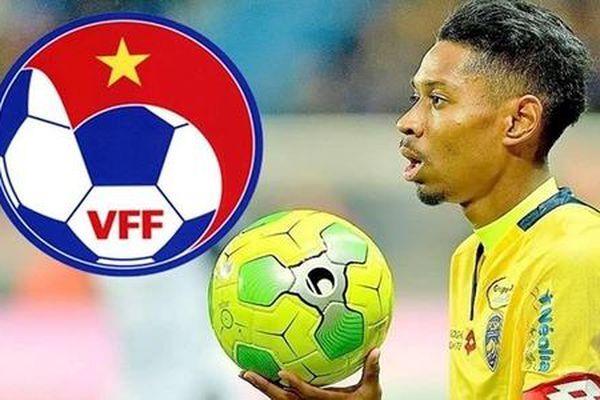 Jason Pendant Quang Vinh mơ được khoác áo đội tuyển Việt Nam