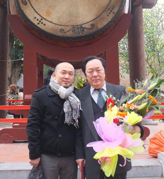 Lời tiễn biệt xúc động của nhạc sĩ Quốc Trung dành cho cha - NSND Trung Kiên