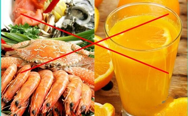 Tránh ngay những điều đại kỵ khi uống nước cam kẻo rước họa vào thân