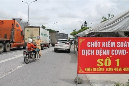 Người từ Hải Dương, Quảng Ninh không di chuyển ra ngoại tỉnh