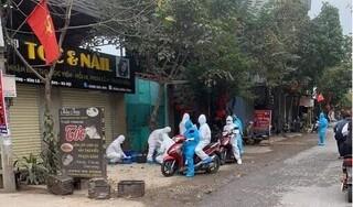 Thông tin về ca mắc Covid-19 ở Quảng Ninh từng về nhà tại Hà Nội