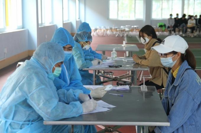 Thanh Hóa xác định được 5 F1 của các ca mắc Covid-19 tại Quảng Ninh