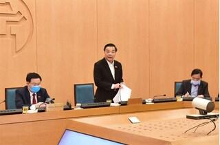 Chủ tịch UBND TP Hà Nội ra công điện về phòng, chống dịch Covid-19