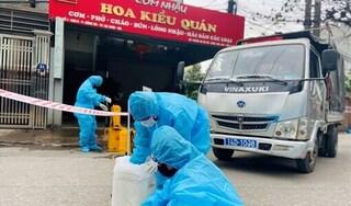Quảng Ninh giãn cách xã hội tại khu vực bệnh nhân 1553 sinh sống và 4 xã lân cận