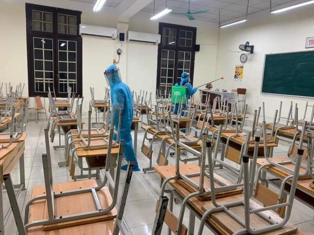 Thái Bình cho toàn bộ học sinh nghỉ học để phòng chống dịch Covid-19