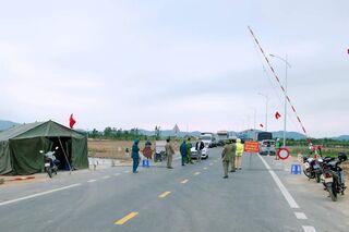 Quảng Ninh chuẩn bị phương án phong tỏa thị xã Đông Triều
