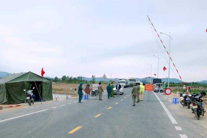 Quảng Ninh: Lên phương án phong tỏa thị xã Đông Triều khi có lệnh