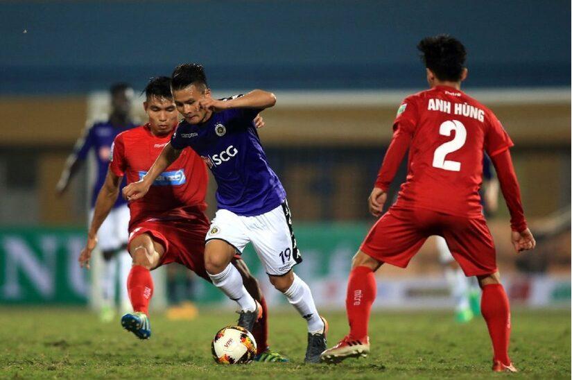 Hoãn trận Hải Phòng - Hà Nội FC vì Covid-19
