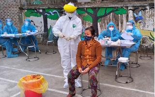 Kết quả xét nghiệm 32 trường hợp F1 ở huyện Sóc Sơn