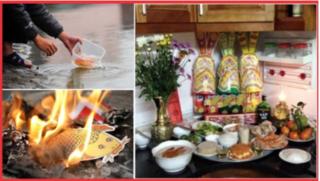 6 điều kiêng kỵ tuyệt đối trong lễ cúng ông Công ông Táo năm Tân Sửu 2021