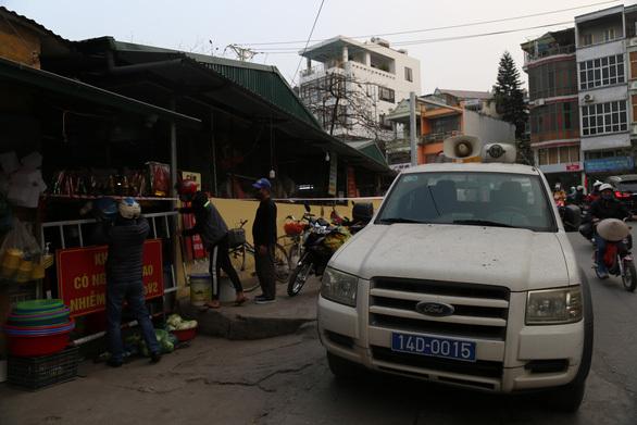 Hạ Long phát hiện ca nghi mắc Covid-19 bán hàng tại phường Cao Thắng