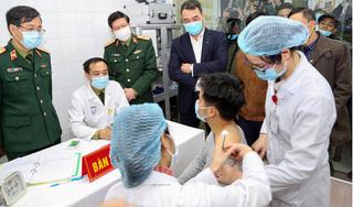 Bộ Y tế cấp phép lưu hành vaccine Covid-19 đầu tiên tại Việt Nam