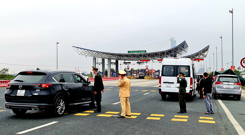 Gia Lai yêu cầu dừng hoạt động vận tải hành khách ở khu vực có bệnh nhân Covid-19