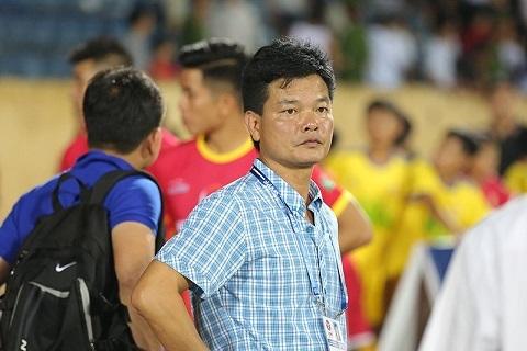 HLV CLB Nam Định thất vọng sau trận thua Thanh Hóa