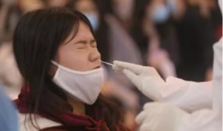 Chỉ giao hàng cho BN1694, người phụ nữ nhiễm virus SARS-CoV-2 và là ca dương tính thứ 11 ở Hà Nội