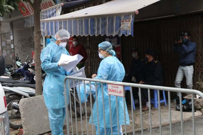 Truy tìm người đến địa điểm nhà hàng lẩu, quán ăn ở Hà Nội và Quảng Ninh
