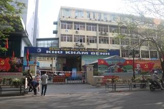 Hải Phòng phong tỏa bệnh viện Phụ sản vì BN 1833 ở Hải Dương