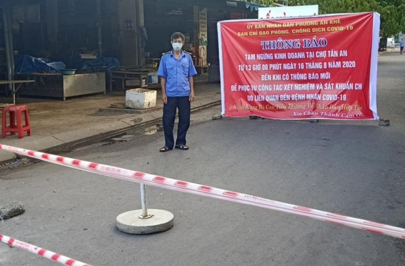 Người dân Đà Nẵng không đeo khẩu trang bị phạt từ 1 đến 3 triệu đồng