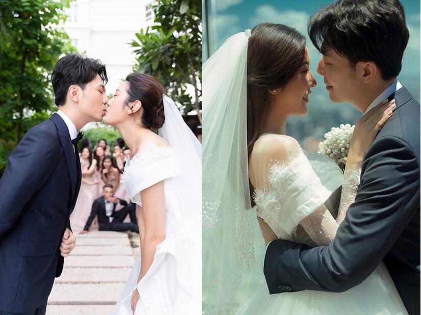 Những đám cưới của sao Việt trong năm 2020