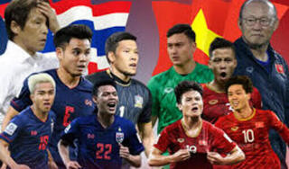 HLV người Anh chỉ ra sự khác biệt giữa tuyển Việt Nam và Thái Lan