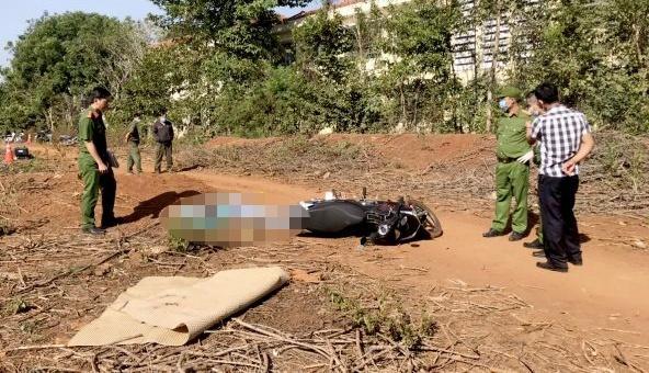 Vụ cô gái 18 tuổi tử vong trong lô cao su: Người yêu khai sát hại rồi cướp tài sản