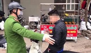 Hà Nội: Không đeo khẩu trang nơi công cộng, 29 người bị phạt gần 50 triệu đồng