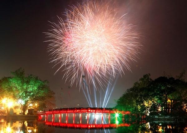 Hà Nội không tổ chức bắn pháo hoa tại 30 điểm trong đêm giao thừa như dự kiến