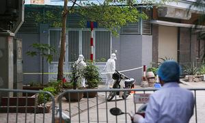 Hà Nội có 162 người là F1 của bệnh nhân là công chứng viên