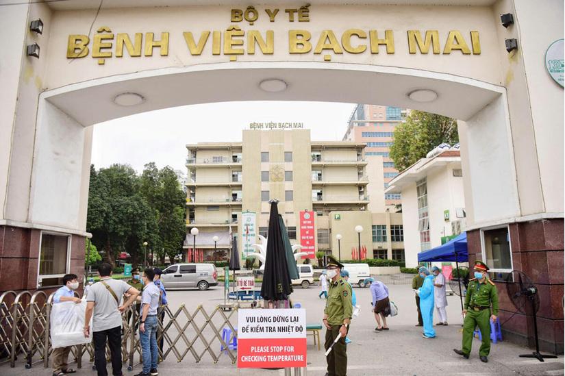 Khởi tố Phó trưởng phòng Tài chính kế toán Bệnh viện Bạch Mai