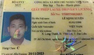 Đã bắt được tài xế chở 4 người Trung Quốc trốn khỏi khu cách ly