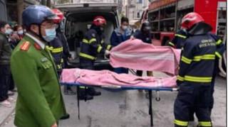 Cháy phòng trọ ở Hà Nội, 4 sinh viên tử vong thương tâm