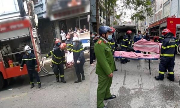 Nguyên nhân ban đầu vụ hỏa hoạn khiến 4 sinh viên tử vong ở Hà Nội