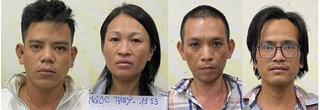 Đột nhập nhà trọ, trộm 4 xe máy ở TP.HCM