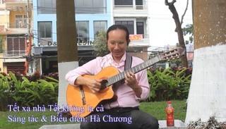 'Tết xa nhà' và lời nhắn gửi ý nghĩa của nhạc sỹ Hà Chương