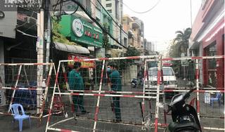 TP.HCM: Phong tỏa khu Mả Lạng tại quận 1 ngay trong đêm vì có người nhiễm Cov