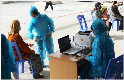 Quảng Ninh: Thêm 3 ca dương tính với SARS-CoV-2