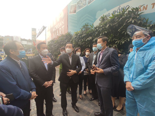 Hà Nội: Đề xuất tăng chế độ tiền ăn người bị cách ly lên 250.000 đồng/ngày