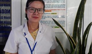 Nỗi niềm nữ bác sĩ đầu tiên điều trị bệnh nhân COVID-19 tại Chí Linh