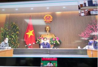 Phó Thủ tướng Vũ Đức Đam: Có thể đã có mầm bệnh Covid-19 từ trước trong cộng đồng TP.HCM