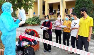 KHẨN: Những ai tiếp xúc với 11 công dân và lái xe ô tô huyện Ninh Giang khẩn trương khai báo y tế