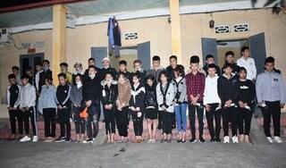 Tạm giữ 34 thanh niên vượt chốt kiểm dịch từ Hải Dương vào Hải Phòng
