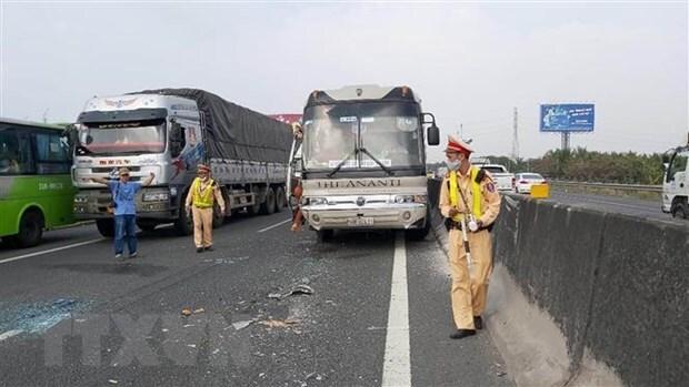 4 ngày nghỉ Tết, 60 người tử vong vì tai nạn giao thông