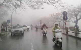 Dự báo thời tiết ngày đầu đi làm năm Tân Sửu: Bắc Bộ mưa rét