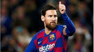 Messi lập siêu kỷ lục trong ngày buồn của Barcelona