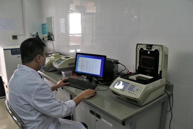 Công suất xét nghiệm của Bệnh viện Dã chiến 2 gấp 4 lần so với trước