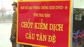F1 'tung tăng' đi lại, tỉnh Thái Bình họp khẩn
